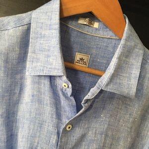 Peter Millar Linen Shirt